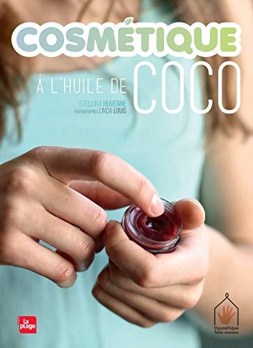 Cosmétique à l'huile de coco