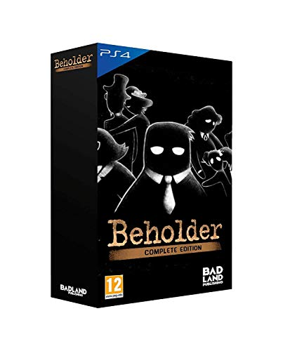 Beholder: Complete Edition Collector's Edition pour PS4