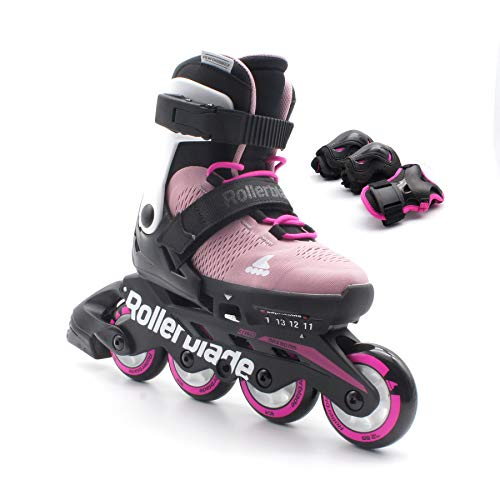 Rollerblade Patines Micro Combo G Rosa