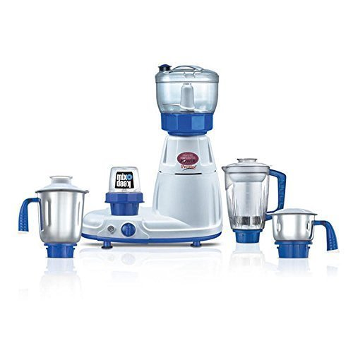Prestige Deluxe Total LS 750W 5 Jar Mixer Grinder with 1 Food...