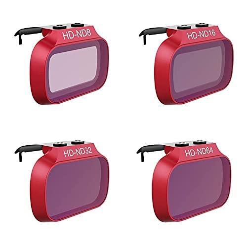 GEBAN for D& Ji Mini Mini for Mavic UV Filtri Professional ND 16 32 64 Accessori for Fotocamera for Telecamere Accessori droni (Color : ND 8 16 32 64)