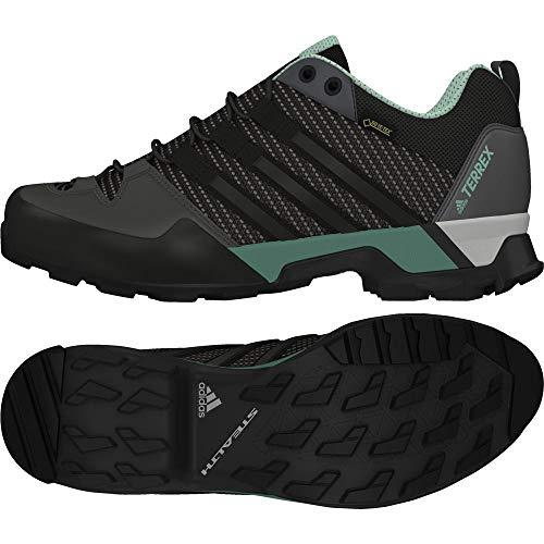 adidas Damen Terrex Scope GTX Trekking- & Wanderhalbschuhe, Grau (Carbon/Negbas/Vercen 000), 38 EU