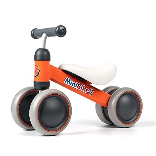 XIAPIA Kinder Laufrad ab 1 Jahr   Spielzeug Lauflernrad mit 4 Räder für 10 -...