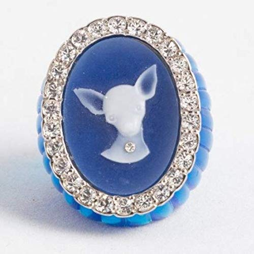 Jewels' Joy Ring blauw 'Young'