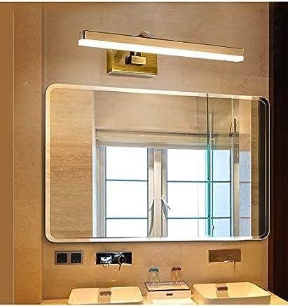 Merveilleux Jeaqw FurnitureAndDecor Salle De Bains Led Lavabo Miroir Phare Simple Salle  De Bains Salle De Bains