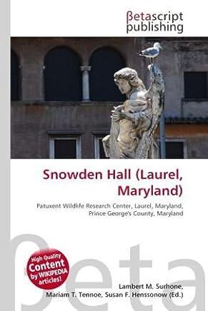 Snowden Hall (Laurel, Maryland)