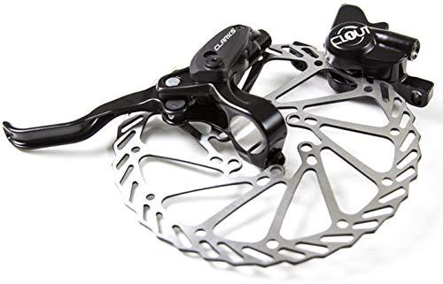 Clarks Clout-1 Hydraulic Disc Brake Pair disc Brake Black