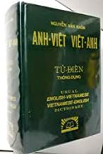 Anh - Viet Viet - Anh; Tu Dien. Thong-Dung. Usual English-Vietnamese; Vietnamese-English Dictionary