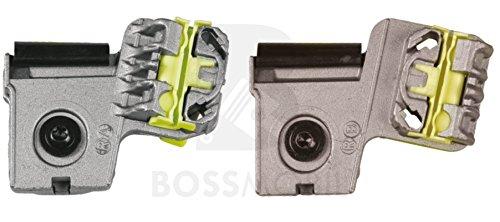 Original Bossmobil 607 Bora, Golf 4, Vorne Rechts 2Tür und 4Tür, manuell oder elektrischer Fensterheber-Reparatursatz