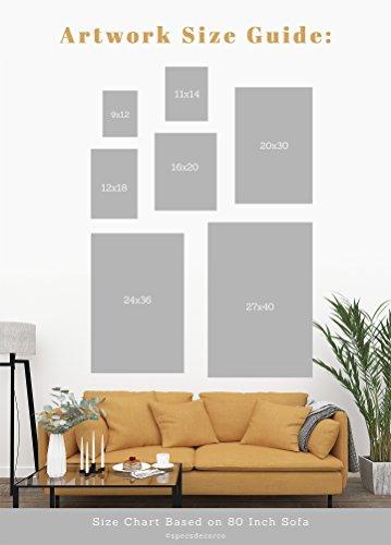 Mi Casa Su Casa Wall Decor / Minimalist Wall Art / Living Room Decor / Hallway Decor / Entryway Decor / Spanish Artwork / Housewarming Present / UNFRAMED (16 x 20 Inches)
