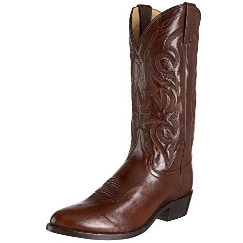Dan Post Men's Milwaukee 13 inch R Toe Western Boot,Tan,6.5 D US