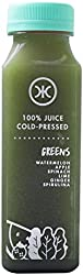 HICJUICE 100% Juice Cold Pressed Greens, 280ml - Chilled