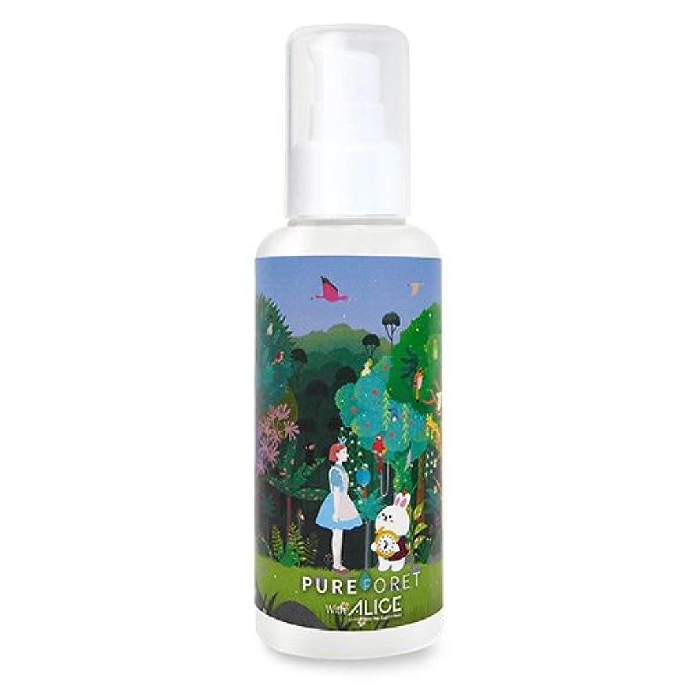 恐竜バーチャルドキドキ韓国産 Pureforet x Alice スキンリペア ハイドレーティング スキン 化粧水 (150ml)