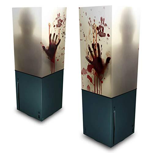 Capa Anti Poeira Xbox Series X - Fear The Walking Dead