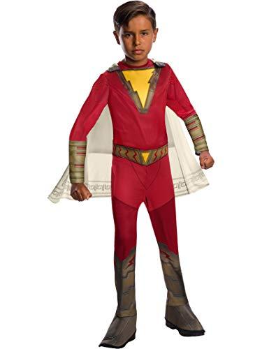 Shazam! Movie Child's Shazam Costume, Large