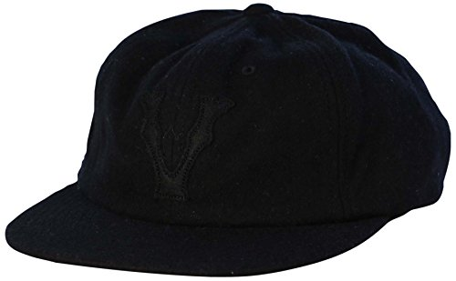 Vans Off The Wall Snider Strapback Hat Cap-Black-One Size