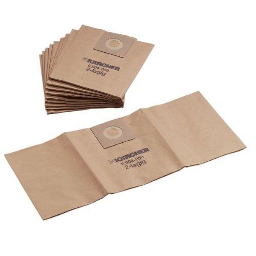 Kärcher Sachet filtre papier accessoire pour l'aspirateur eau et poussières A 1000