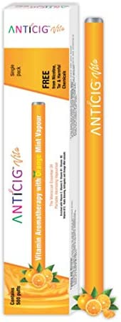 AntiCig, Inhalable Aromatherapy Diffuser Stick - Relax + Sleep Combo Pack