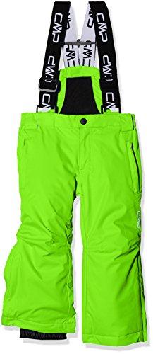 CMP–Pantalones de esquí, Otoño-Invierno, Niños, Color Rana, tamaño 152