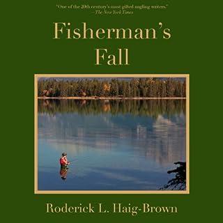 Fisherman's Fall audiobook cover art