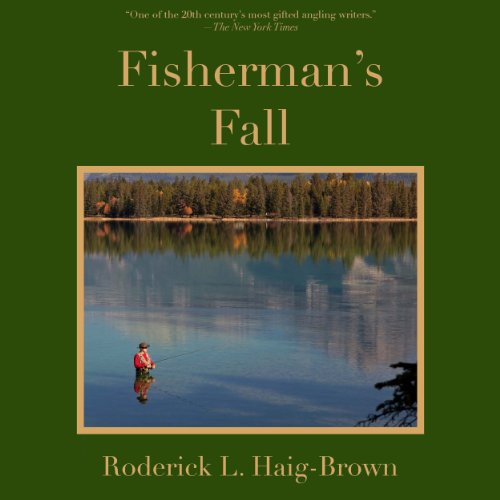 Fisherman's Fall audiobook cover art