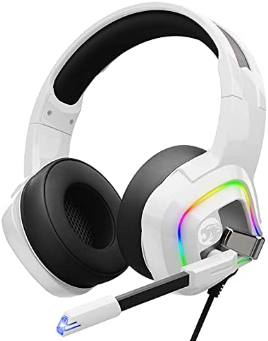 Top 10 Best black and white gaming headset