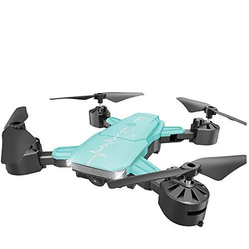 YYSYN Smart-Quadcopter con Fotocamera HD Selfie Pocket Nano Drone per Principianti - modalità Hover Automatico, decollo/atterraggio con Una Chiave