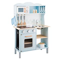 Nieuwe Classic Toys 11065 Kitchenette-Modern met kookplaat, Multi Color*