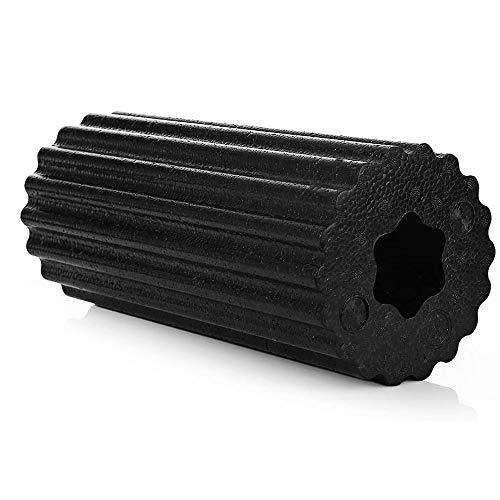 Adesign Foam Roller rodillos de espuma para profundo tejido muscular masaje, Trigger Point espuma rodillo de masaje para los músculos estrechos dolorosos, rodillo liso