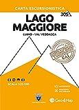 Lago Maggiore 1:25 000: Luino-Val Veddasca / Waterproof / Resistente
