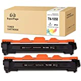 2 Superpage Compatibile per brother TN1050 TN-1050 TN 1050 Nero Cartucce Toner per Brother MFC-1810 DCP-1510 HL-1110 DCP-1512 DCP-1610W HL-1210W HL-1212W DCP-1612W MFC-1815 MFC-1910W MFC-1915W HL-1112