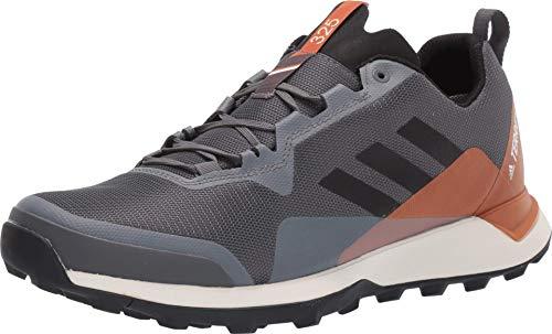 adidas outdoor Men's Terrex CMTK GTX Trail Running Shoe, Grey Five/Black/TECH Copper, 6.5 D US