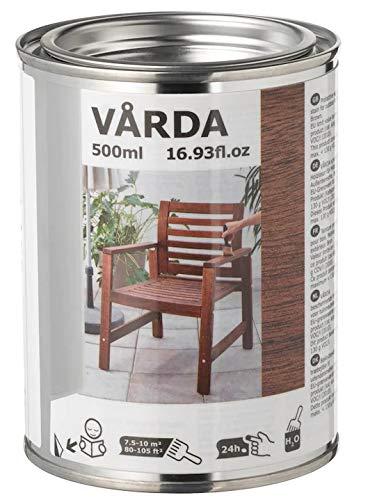 unknow Varda IKEA Holzlasur für draußen, braun Lasur 500ml