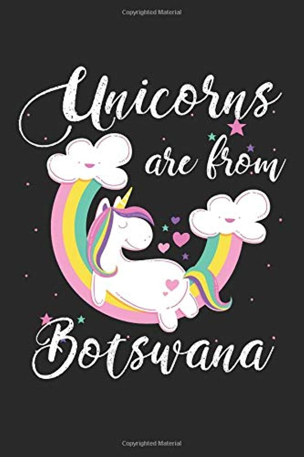 真面目な資料信頼できるUnicorns Are From Botswana: A Blank Lined Unicorn Journal for Travelers or People From Botswana, Makes a Great Botswana Gift, Botswana Journal, Or Botswana Souvenir