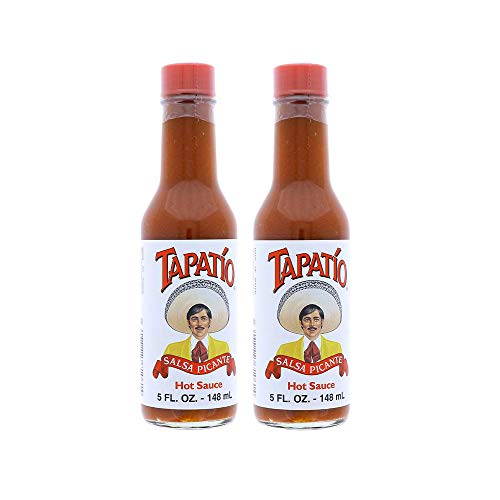 (24% OFF) 2 Bottles Tapatio Hot Sauce $5.30 Deal