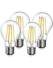 220V wifi slimme gloeidraadlamp, eWeLink APP-afstandsbediening, 2700-6500K tweekleurige lamp, E27 7,5W dimbare lamp, verlichting voor thuis/op kantoor met retrostijl, winkelweergave Smart Light