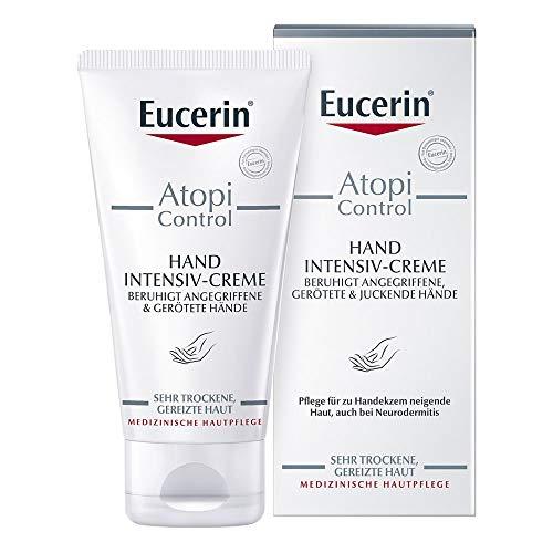 Eucerin AtopiControl Hand Intensiv-Creme, 75 ml Creme