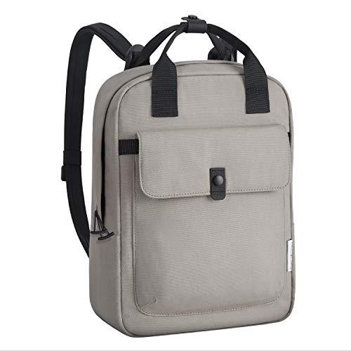 Travelon Origin-Anti-Theft-Small Backpack-SILVADUR Treated, Driftwood, One Size