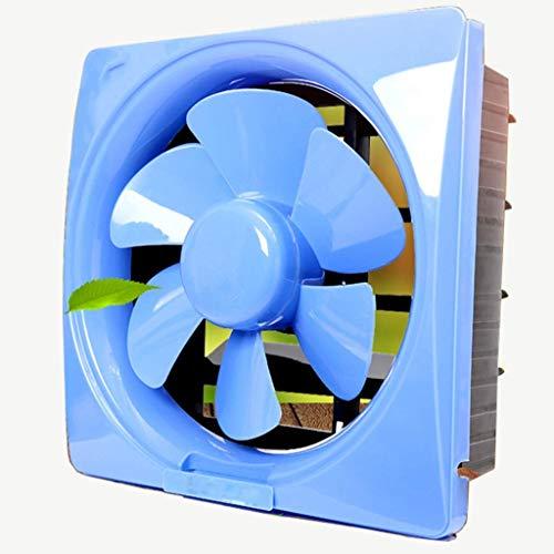 QZKFJ Extractor baño, Cocina Extractor Extractor Extractor Ventana del hogar Gas Cocina Baño de un Solo Sentido de Volumen de Aire: 750m2 / h (Color : D)