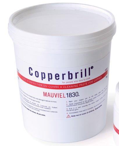 Mauviel1830 - Accessoires 270003 - Copperbrill 1L - - 12 cm