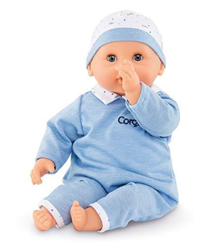 Corolle 9000100320 Mon Premier Poupon Calin Mael 30cm / Französische Puppe mit Charme und Vanilleduft