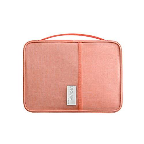 Lederen portemonnee voor dames, grote portemonnee voor dames, RFID-vergrendeling, portemonnee voor creditcards, ritssluiting van PU-leer