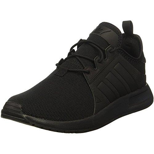 adidas Jungen X_plr J By9879 Fitnessschuhe, Schwarz (Negbas 000), 38 2/3 EU