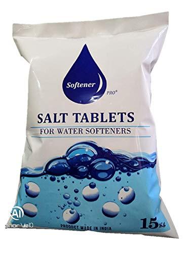 Softener Pro Salt Tablets For Water Softener 15 KG Standard Bag