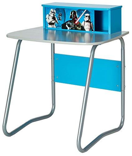 Worlds Apart (WAP) Star Wars Hello Home bijzettafel/bureau, MDF en metaal, blauw/grijs