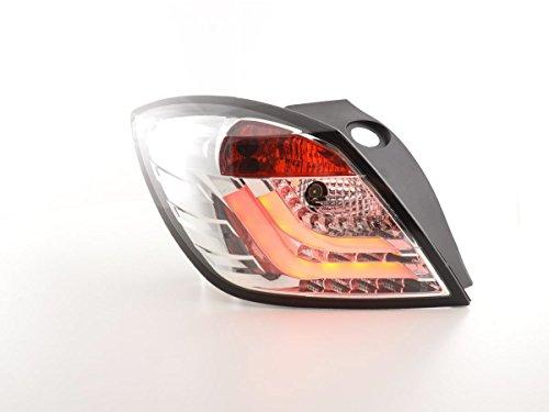 FK Automotive FKRLXLOP13037 Led-achterlichten, achterlichten, chroom