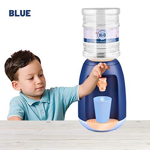 NV Mini Kinder Wasserspender Spielzeug Compact Tragbarer Kids Pretend Play Drink Machine Jungen Und Mädchen Küche Spielhaus Spielzeug Elektrische Kleingeräte