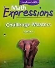 Math Expressions Challenge Mastrs Blm, Level 3