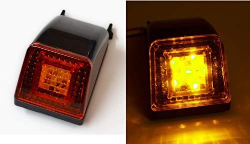 2x orange SMD LED Dachkabinenbeleuchtung speziell für FH FH12 FL LKW