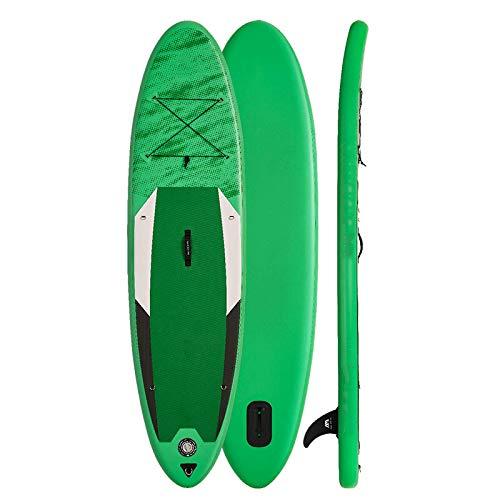 Zjcpow Tabla De Paddle Surf Sup Stand Up Paddle De 9 Pulgadas, Ultraligero, Antideslizante, Ajustable, Tabla De Surf, Carga Máxima, 100 Kg, Natación Al Aire Libre, Surfpara